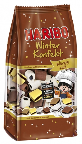 Haribo Winter Konfekt 300г