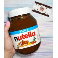 Шоколадная паста Nutella 1кг