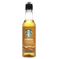 Натуральный сироп Starbucks Карамель 360мл