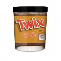 Шоколадная паста Twix с кусочками печенья